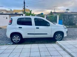 Uno Attractive 2019 - 21 Mil Km / Ipva Pago / Unico Dono / Revisado