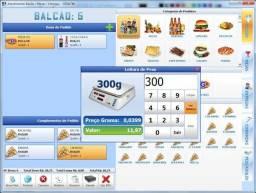 Oferta sistema ramo alimentos  para usar PC computadores e notebooks em geral