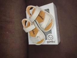 Sandalia Gambo bebê.