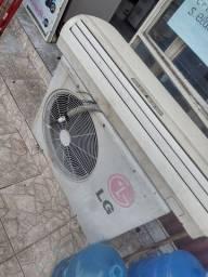 Ar condicionado 18 btu Lg