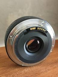 Lente Canon EF 40mm f/2.8 STM (Semi-Nova)