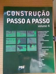 Livro usado em ótimo estado: Construção Passo a Passo