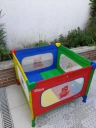 Cercado chiqueirinho playground Burigotto