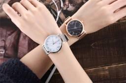 Imperdível Relógios femininos clássico europeu quartz
