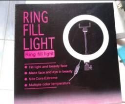 "Ring Light de Mesa 10"" - NOVO"