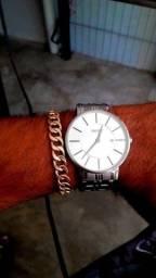 Relógio Orient Slim