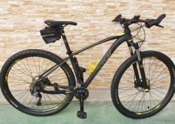 Bike Oggi 7.2 Big Wheel Aro 29 Shimano Alivio 18v, Nota, Gar, Cartão até 12X Maquineta
