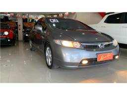 Honda Civic 2008 1.8 lxs 16v gasolina 4p manual