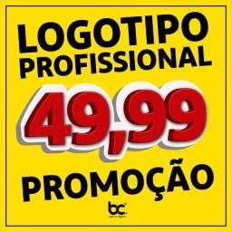 Logotipo Profissional! Imperdível! Promoção Exclusiva!