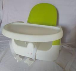 Cadeira de alimentação Fisher-price Booster 2 em 1- verde