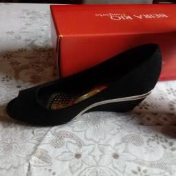 Sapato Preto Ana Bella