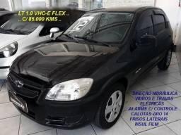 Celta LT 1.0 VHC-E Flex 78CV / 2012 + C/ 85.000 Kms > Laudo 100% Aprovado