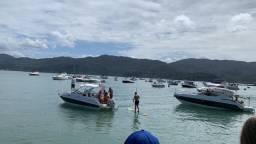Aluguel lancha Florianópolis