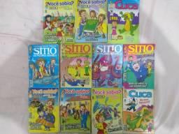 Revistas em Quadrinhos...