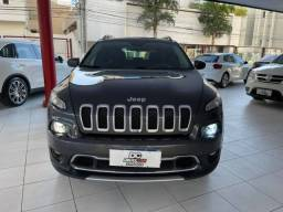 Jeep Cherokee Limited 3.2 4x4 v6 aut. 2015 Cinza