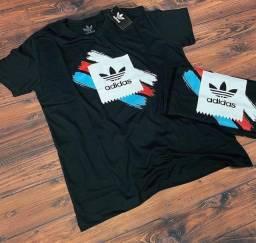 Camisetas Multimarcas (Roupa Masculina)   Halsten Black