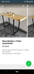 Mesas Metalon na promoção + frete grátis!