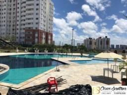 Alugo Apartamento 3/4 Nascente | Vista Livre - Colina de Piatã. $ 2.000 com taxas.