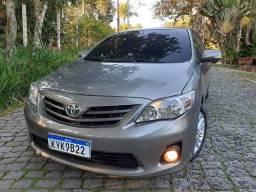 Lindo Corolla XEI 2012 Automático;