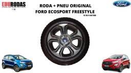 Estepe Roda + Pneu Original Ford Ecosport Freestyle ( 2016. 2017. 2018 )