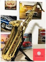 Sax - Saxofone Tenor (Síb) NY - Revisado e Higienizado - Com Garantia