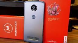 celular Moto Z2 play lindo motorola
