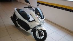 Moto Honda PCX 150 2014 com apenas 21mil km