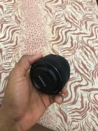 Lente cânon 50mm