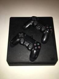 Sony Playstation 4 Slim 1Tb 2 Controles + Fifa 20