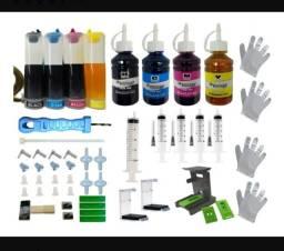COMBO HP + Kit Bulk-Ink
