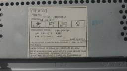 Som CD Player Radio Original Santa Fe