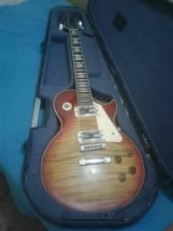 Guitarra barata Golden