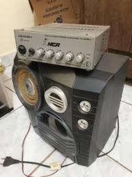 Som +Amplificador