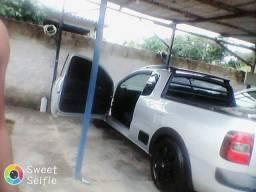 Carro utilitário saveiro treend - 2009