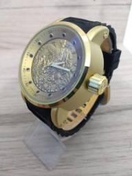Relógio Masculino Invicta Yakuza G shock + caixa com almofada