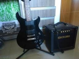 Guitarra Cort m200 e Meteoro Adr20