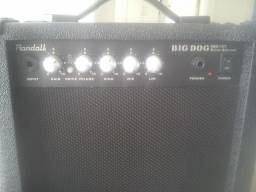 Amplificador Randall Big Dog 15W novo