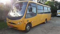 Micro Onibus M.Benz 712 Busscar - 2001