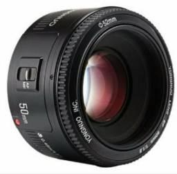 Lente 50mm Canon 450,00