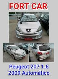 Peugeot 207 1.6 Automático - 2009