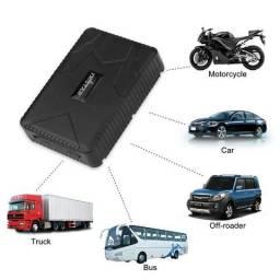 Rastreador Veicular GPS Localizador com Imã de fixação e bateria de 120 dias