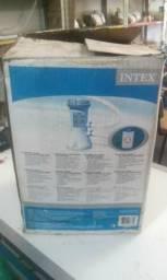Filtro kristal pump filtra 1000 l hora zero caixa