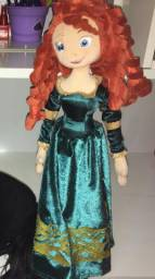 Merida de Pelucia Original Disney