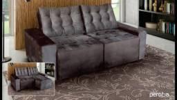 Sofa Retratil Katrine - Estofados Peroba