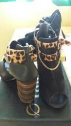 Sapato Tanara semi novo número 38