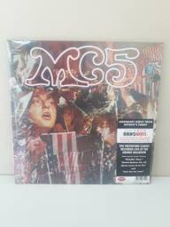 LP Lacrado - MC5 - Kick Out the Jams - 180g - Importado
