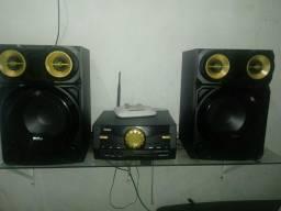 Mini system ph1800 bt 1600 watts