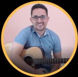 Curso de violão - videos aulas mostrando passo a passo