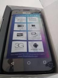 Celular Smartphone Blu 04Gb R$ 349,00 ou 12 X 34,90 no Cartão