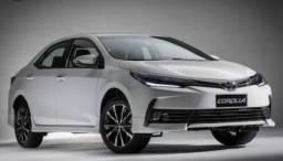 Peças do novo Toyota corolla